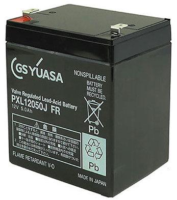 PXL12050JFR:GSユアサシール型鉛蓄電池 国内正規品 予約販売 NPH5-12の後継機種 オリジナル 信頼のGSユアサ製品