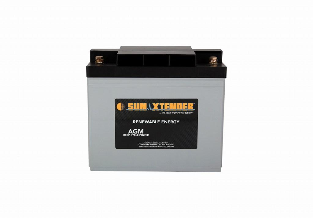 PVX-1080T Sun-Xtenderバッテリー:108Ah PVX1080T <代引不可>