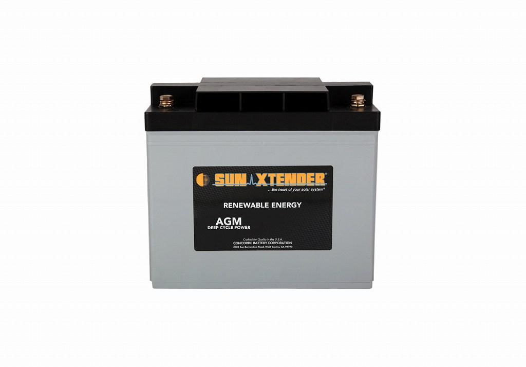 <代引不可> PVX-840T PVX840T Sun-Xtenderバッテリー:84Ah