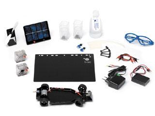 チュートリアル・スチューデントセット・燃料電池実験セット:HTEC社TM-3001