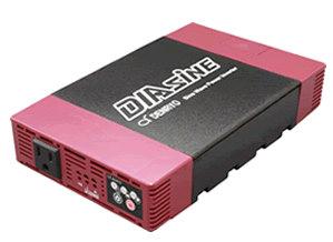 DG300NA-124:DIAsine 正弦波インバーター 300W:電菱製-24V入力