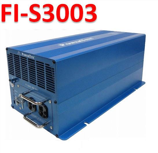 FI-S3003-12V:未来舎・正弦波インバーター