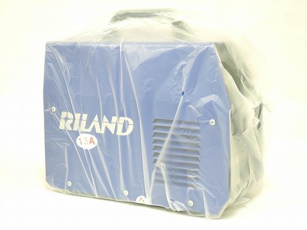 未使用 【中古】 未使用 RILAND ARC160mini インバーター 直流 溶接機 15A 工具 O3242845