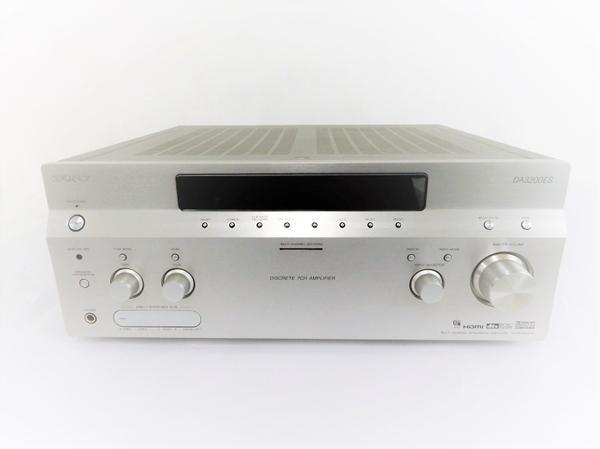 【中古 オーディオ】 SONY ソニー 音響 TA-DA3200ES マルチ チャンネル インテグレート アンプ ソニー 音響 オーディオ 機器 Y3796493, パソコンパオーンズ:15e5ea8f --- officewill.xsrv.jp