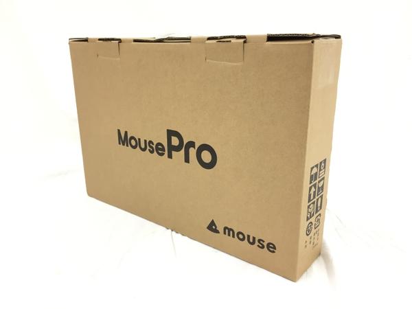 未使用 【中古】 マウスコンピューター製 15.6型ノートPC MPro-NB500F-SSD 未使用 T3906578