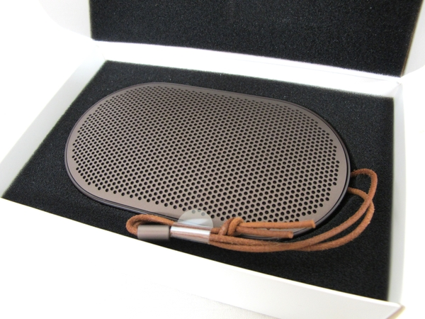 美品 【中古】 Bang&Olufsen B&O BEOPLAY P2 Bluetooth ワイヤレス スピーカー T3549666
