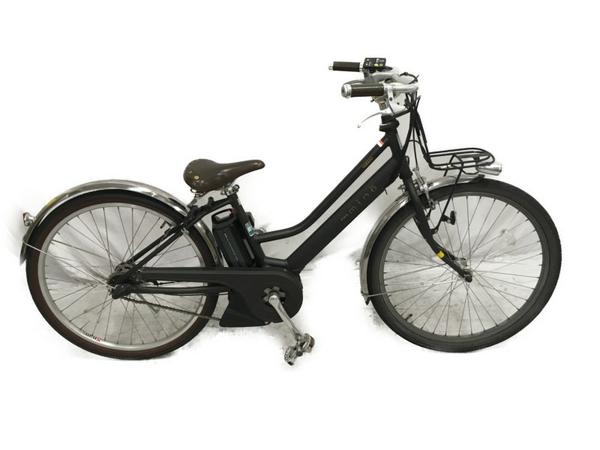 【中古】 YAMAHA PAS mina パス ミナ 電動アシスト自転車 PA26M ヤマハ 【大型】 N3848560