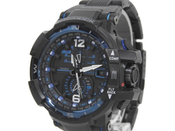 正規品販売! 【】 CASIO カシオ G-SHOCK スカイコクピット GW-A1100FC1AJF 腕時計 メンズ ソーラー F2062372, 二宮町 d490f4a2