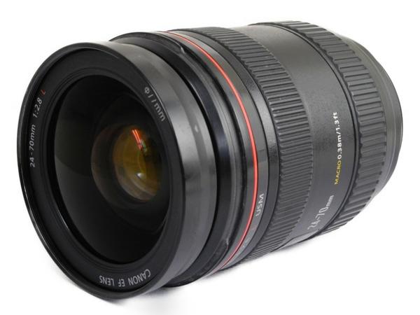 【中古】 Canon EF 24-70mm F2.8 L USM カメラ レンズ Canon用 N3541947