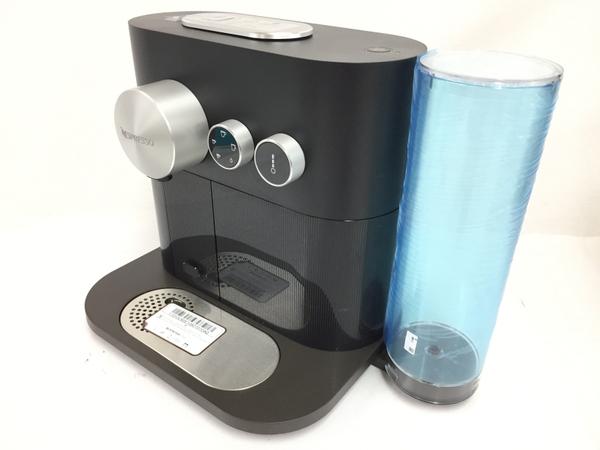 美品 【中古】 Nespresso ネスプレッソ EXPERT C80 エキスパート コーヒーメーカー T3479363