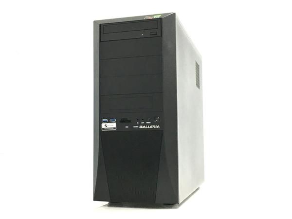 数量は多い  【】 ドスパラ GALLERIA AXF(KT02/X570) デスクトップ パソコン AMD Ryzen 7 3700X 3.60GHz 32GB SSD 512 GB/HDD 3TB Win10 H 64bit T4544715, あっとらいふ b9beacdb