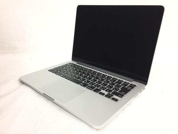 【中古】 中古 Apple アップル MacBook Pro MF839J/A ノートPC 13.3型 Early 2015 i5 5257U 2.7GHz 8GB SSD128GB Mojave 10.14  T3632410