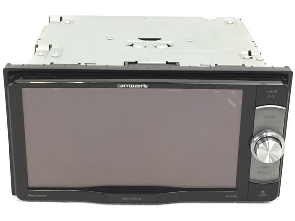 【中古】 Pioneer パイオニア carrozzeria 楽NAVI AVIC-RW09 カーナビ 7型 N3808484