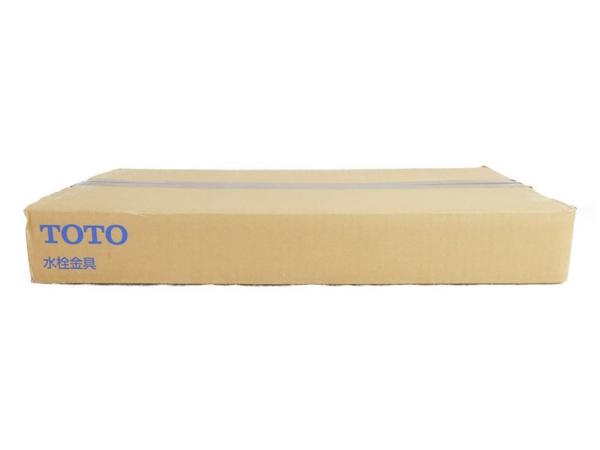 未使用 【中古】 TOTO TL362E1S 洗面用 シングルレバー 混合 水栓 住宅 設備 機器 N3557898