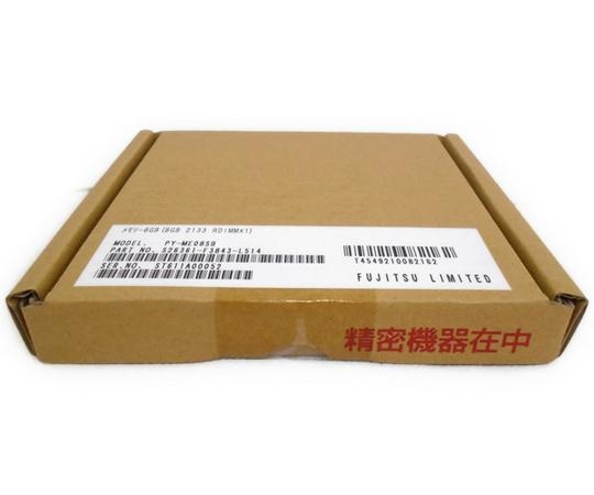 未使用 【中古】 FUJITSU サーバー用メモリ 8GB 2133RDIMM ×1 PY-ME08SB N2375028