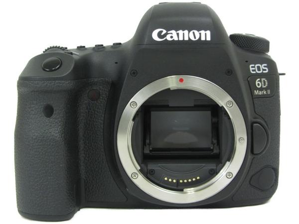 【中古】 CANON EOS 6D MarkII デジタル一眼レフカメラ ボディ デジイチ バリアングル フルサイズ N3922830