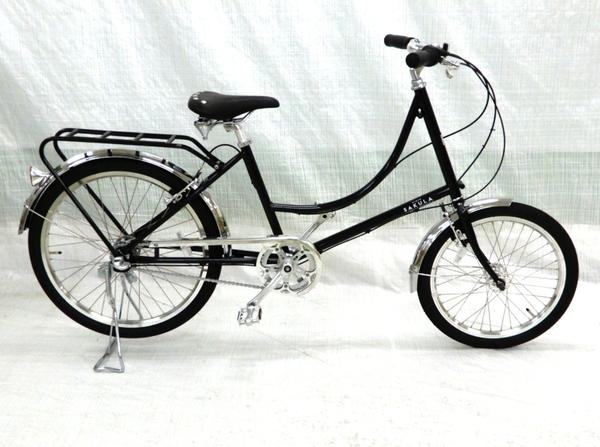 美品 【中古】 KYOTO SAKULA ブラック サイクリング シティサイクル ギア有 お出かけ 移動 レジャー アクティビティ 【大型】 Y3231108
