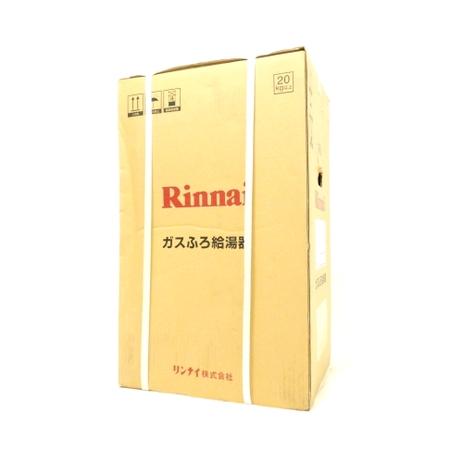 未使用 【中古】 Rinnai リンナイ RUF-SA1605SAT 給湯器 都市ガス グレーブラック Y4715214