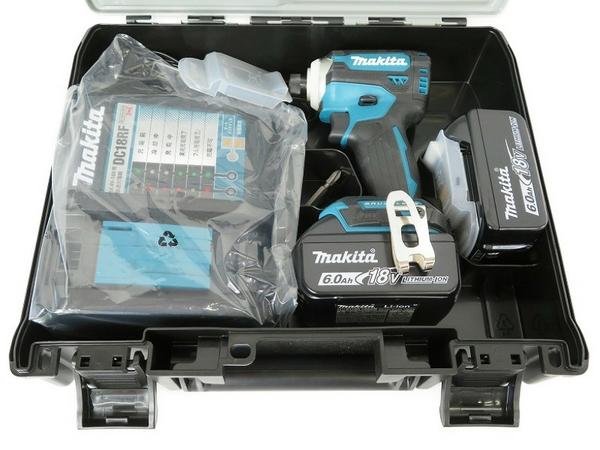 未使用 【中古】 makita マキタ TD171DRGX インパクト ドライバー 電動工具 S3557486