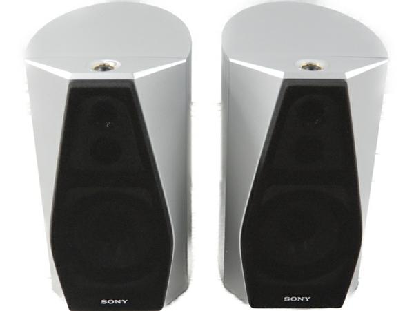 美品 【中古】 SONY SS-HA1 ソニー スピーカー ペア ハイレゾ 音源対応 オーディオ 音響 機器 S3654481