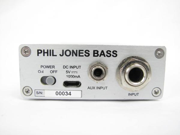 PJB BigHead 【特価】 (Phil Jones Bass)