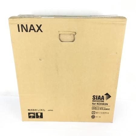 未使用 【中古】 LIXIL INAX CW-B51/BN8 シャワートイレ シートタイプ オフホワイト Y3922530