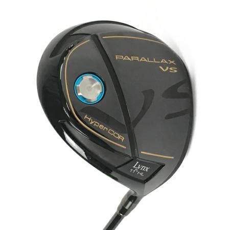 【中古】 Lynx PARALLAX VS 11° HL ドライバー ゴルフクラブ リンクス パララックス 右きき ヘッドカバー 付属 Y4384221