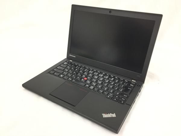 【中古】 Lenovo ThikPad 20ALCTO1WW ノートパソコン i5 4300U 1.9GHz 8GB SSD 256GB Win10 Pro 64bit 12.5インチ 中古 T3642078