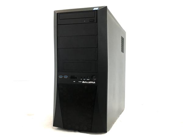 【ポイント10倍】 【】 ドスパラ GALLERIA XF(KT61/H370) デスクトップ パソコン i7 8700 3.20GHz 16GB SSD 1.0TB/HDD 2.0 TB Win10 Home 64bit T4249482, 【大きいサイズのボトムス屋さん】 50fff6ef