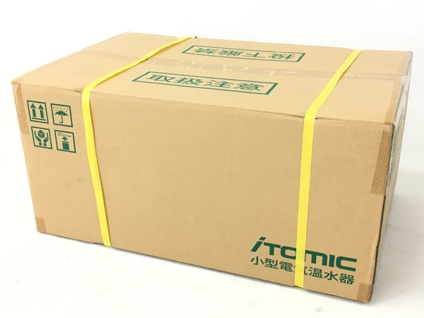 未使用 【中古】 イトミック EWM-14 電気温水器 iTomic 未使用 未開封 W5163324