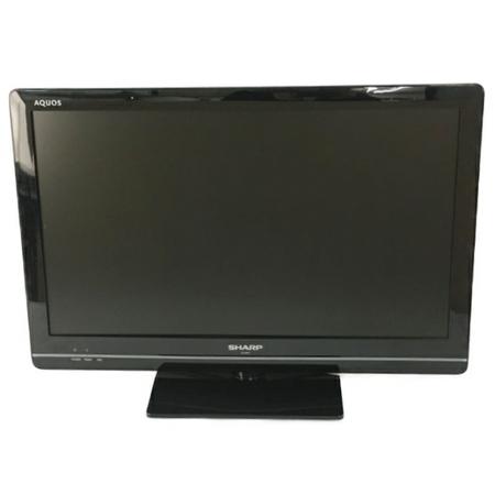 【中古】 SHARP シャープ AQUOS LC-24K5 B 液晶 テレビ 24型 映像 機器 Y3901096