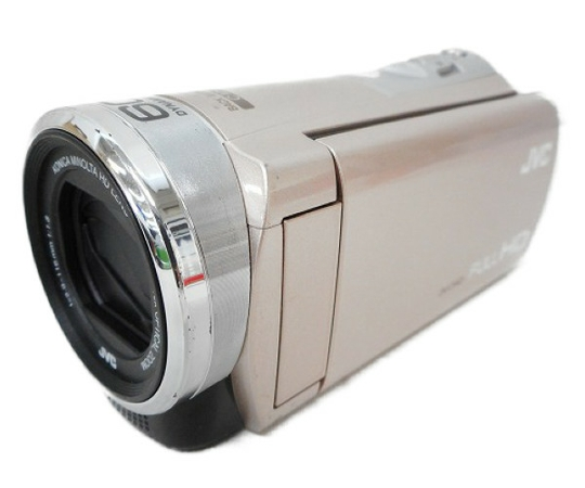 【中古】 JVCケンウッド Everio GZ-E320-N デジタル ビデオ カメラ 撮影 W3465931