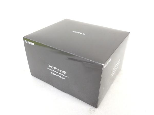 【中古】 良好 FUJIFILM 富士フィルム X-Pro2 ミラーレス 一眼 レンズ キット M3486178