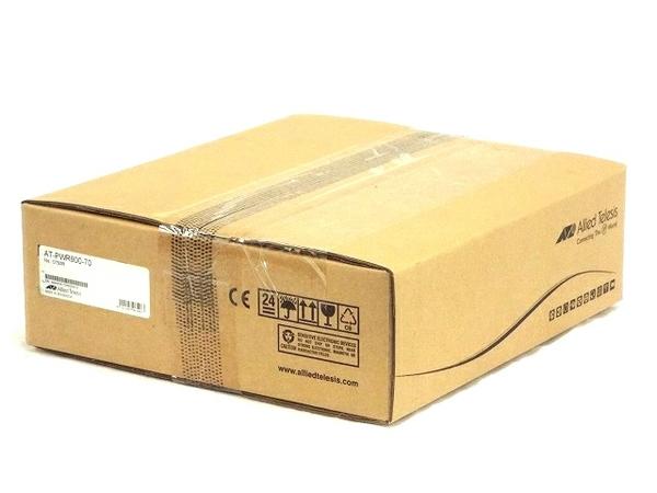 未使用 【中古】 アライドテレシス 電源ユニット AT-PWR800-70 リダンダント電源装置 T3907145