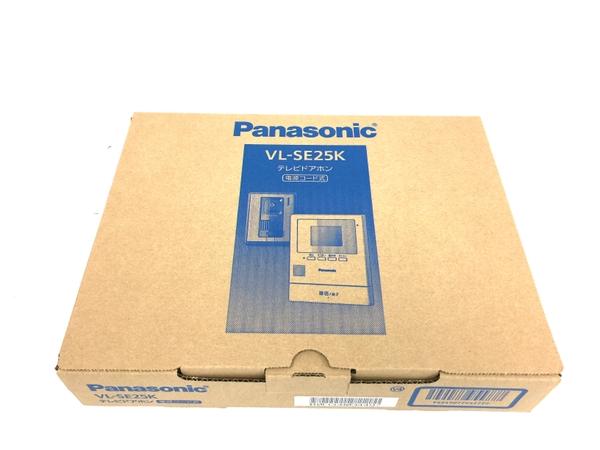 未使用 【中古】 未使用 Panasonic VL-SE25K テレビ ドアホン 電源コード式 家電 パナソニック O5111368