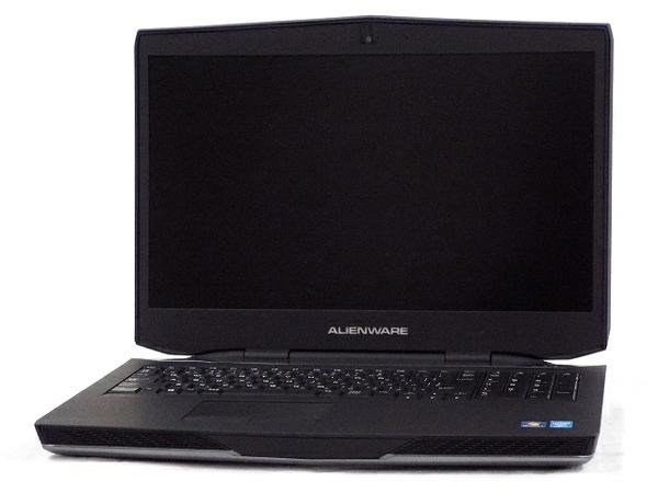 【中古】 DELL Alienware 17 ゲーミング ノート パソコン PC 17.3型 FHD i7-4710MQ 2.50GHz 16GB HDD500GB Win7 Pro 64bit GTX880M T3826509