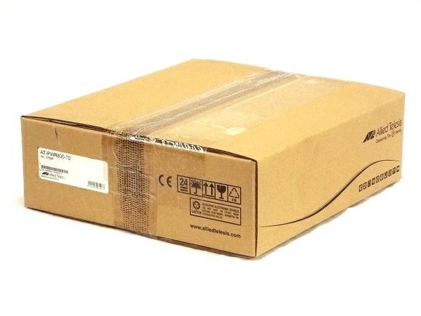 未使用 【中古】 アライドテレシス 電源ユニット AT-PWR800-70 リダンダント電源装置 T3907146