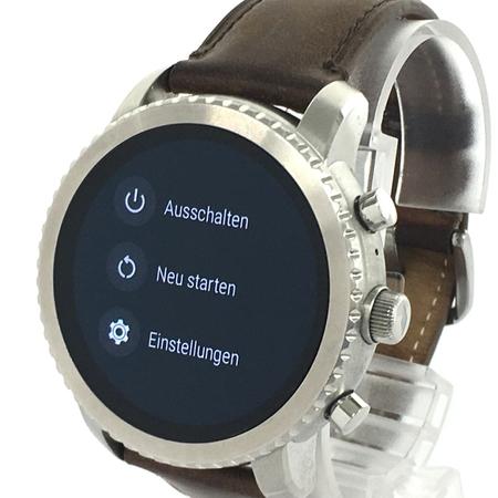 Fossil GEN 3 Q eXplorist DW4A スマートウォッチ 腕 時計 家電 フォッシル Y3854723