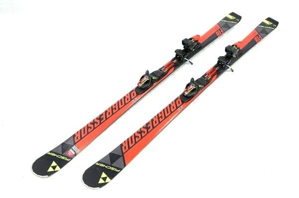 FISCHER PROGRESSOR F18 167 スキー板 楽直  T3659151