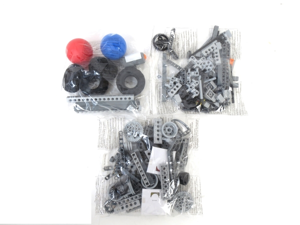 未使用Lego レゴ Mindstorms Education NXT Base Set 9797 マインドストーム 知育玩LA54Rj