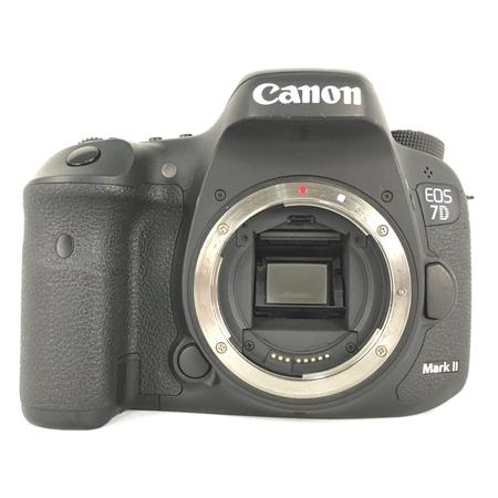 【中古】 Canon EOS7D Mark2 デジカメ 一眼レフ カメラ ボディ Y3914736