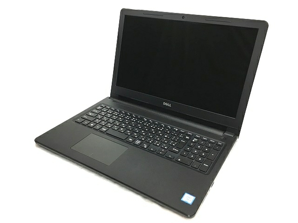 【中古】 Dell Inspiron 15 3567 ノート パソコン PC 15.6型 i3-6006U 2.00GHz 4GB HDD1.0TB win10 home 64bit T3887901