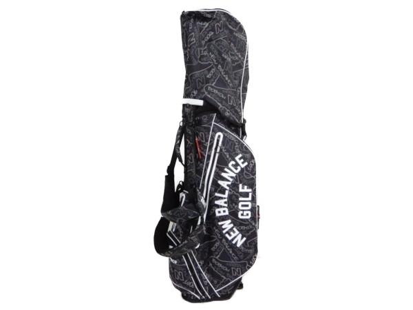 未使用 【中古】 New Balance ニューバランス 012-8180002 スタンド キャディバッグ ゴルフ 5口 Y3788119