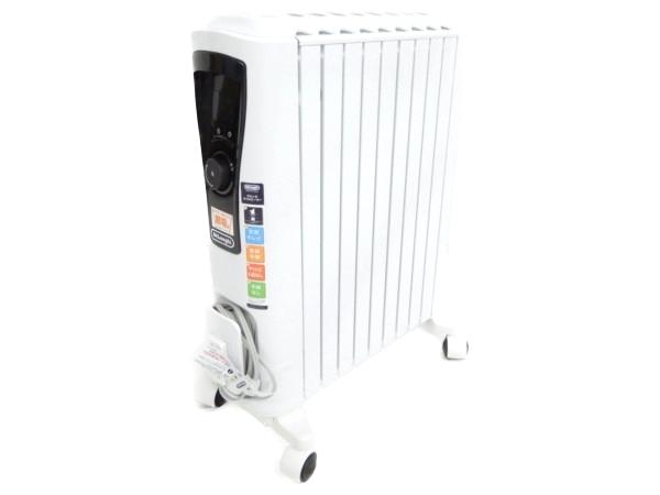 【中古】 DeLonghi デロンギ RHJ65L0915 オイルヒーター 10-13畳 暖房 家電 Y3640834