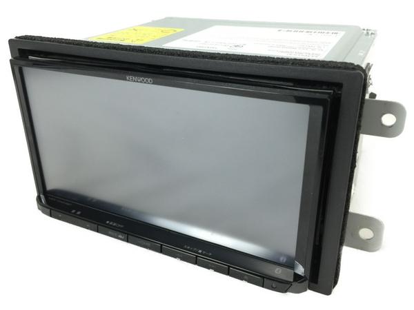 【中古】 【中古】ケンウッド KENWOOD MDV-D404BT ワンセグTVチューナー Bluetooth内蔵 7V型ワイド S3922987