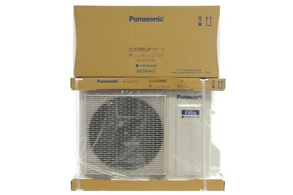 未使用 【中古】 Panasonic CS-XS288C /S-W エオリア 8畳 ルーム エアコン T3498259