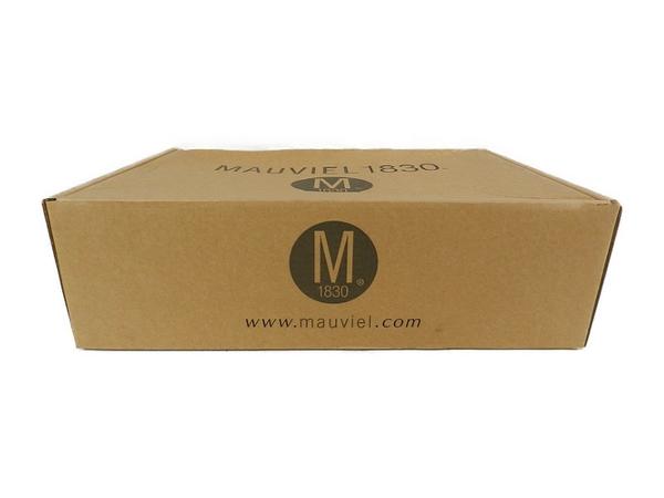 未使用 【中古】 MAUVIEL モビエル ムヴィエール 両手オーバルパン 45cmフランス製 料理 調理 S3361329