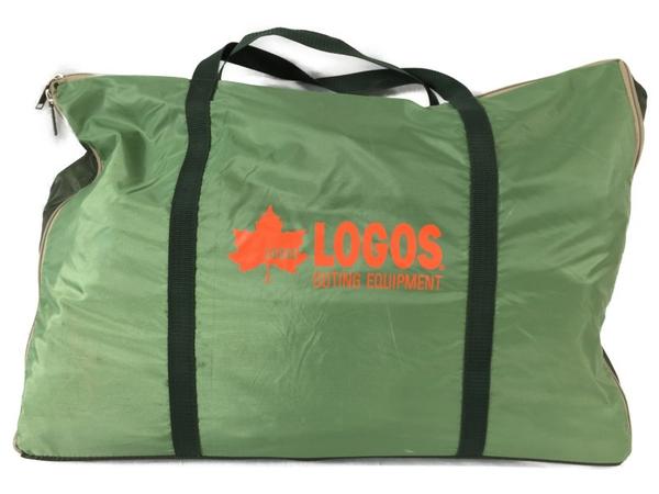 未使用 【中古】 未使用 LOGOS neos PANELストリームドームL 71805006 4人用 キャンプ テント アウトドア S3921954