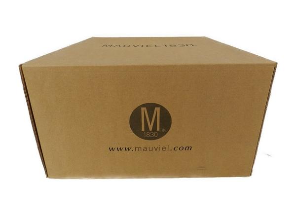 未使用 【中古】 MAUVIEL モビエル ムヴィエール ステンレス シチューパン 24cm (フタ無) フランス製 料理 調理 S3361479
