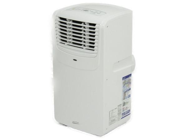 【中古】 NAKATOMI ナカトミ 移動式 エアコン MAC-20 タイマー キャスター付 Y3438048